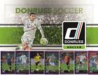 2016 Donruss Soccer Trading Cards - Purple Parallels - Card #'s 1-200