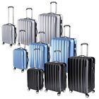 3pcs Luggage Travel Set Bag ABS 360° Rolling 4 Wheels Trolley Suitcase Code Lock