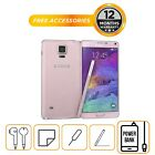 Samsung Galaxy Note 4, N910, 32GB,  All Colours, Unlocked, Smartphone