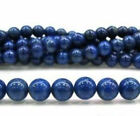 Natural lapis lazuli Strand Spacer Bead for Jewelry Making DIY Wholesale