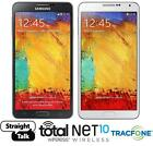 Samsung Galaxy Note 3 Straight Talk Verizon Tower 32GB PICK COLOR EXCELLENT COND <br/> 4G Verizon LTE on Straight Talk! $45 UNLIMITED PLAN!