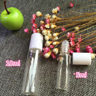 5pcs 5/10 ml Glass Empty Roller Ball Aromatherapy Roll-on Bottles Container New