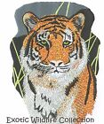 EXOTIC WILDLIFE COLLECTION - MACHINE EMBROIDERY DESIGNS ON CD