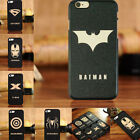 Hero Cases for iPhone 4/4S/5/5S/6/6P/7/7P Mobile Phone Shell Cover Accssories K