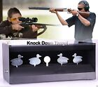 Steel Air Rifle Shooting Duck Magnetic Knock Down Target Pellet Trap Catcher Top