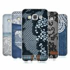 HEAD CASE DESIGNS JEANS AND LACES SOFT GEL CASE FOR SAMSUNG GALAXY A3