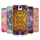 HEAD CASE DESIGNS MANDALA DOODLES SOFT GEL CASE FOR HTC ONE E9+ PLUS