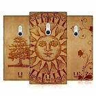 HEAD CASE DESIGNS WOOD ART HARD BACK CASE FOR NOKIA LUMIA 800 / SEA RAY
