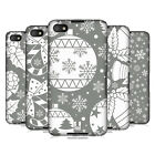 HEAD CASE DESIGNS SILVER HOLIDAY COLLECTION HARD BACK CASE FOR BLACKBERRY Z30