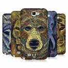 HEAD CASE DESIGNS SCRIBBLE ANIMAL FACES BACK CASE FOR SAMSUNG GALAXY NOTE 2 II