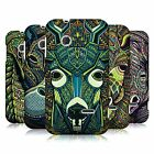 HEAD CASE DESIGNS AZTEC ANIMAL FACES SERIES 6 CASE FOR SONY XPERIA TIPO / ST21i
