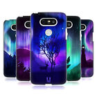 HEAD CASE DESIGNS NORTHERN LIGHTS HARD BACK CASE FOR LG G5 H850 H840