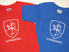 Lithuania Toddler Youth T-Shirt : VYTIS Emblem Lithuanian Knight Shield 2T 3T 4T