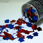 Confetti House Red, White, Blue - 1/2 Oz Retail Pouch - FREE SHIP