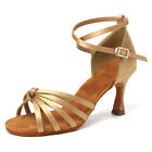 Size 34-41 Brand New Women's Ballroom Latin Tango Dance Shoes heeled Salsa 5cm