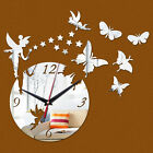 Stickers Home Decor Poster DiyAcrylic Large 3d Sticker Still Life Wall Clock
