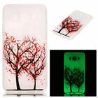 New Pattern Ultra Slim Glow Soft TPU Rubber Gel Luminous Case Cover For Sunsang