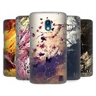 HEAD CASE DESIGNS FLORAL DRIPS HARD BACK CASE FOR MOTOROLA MOTO X PLAY