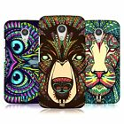 HEAD CASE DESIGNS AZTEC ANIMAL FACES BACK CASE FOR MOTOROLA MOTO G (2nd Gen)