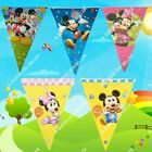 Mickey Minnie Mouse Balloons Party Banners Table Covers Birthday Party Supplies