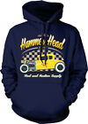 Hammer Head Rod and Kustom Supply - Hot Rods Hoodie Pullover
