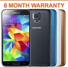 SAMSUNG GALAXY S 5 SM-G900F S5 - 16GB 4G FACTORY UNLOCKED - VARIOUS COLOURS