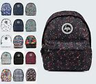 Hy pe Backpack Rucksack Quilted Speckle Splat Quilt Printed Graphic Bag Backpack