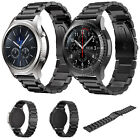 1x Luxury Stainless Steel Watch Band Strap For Samsung Gear S3 Classic/Frontier