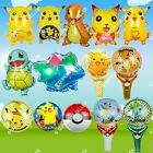 US POKEMON Balloons Pikachu & Friends Games A Shower Birthday Party Supplies lot