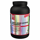 Reflex 100% Egg White Protein Isolate 900g