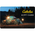$100 Cabela's Gift Card For Only $85!! - FREE Mail Delivery
