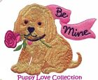 PUPPY LOVE COLLECTION - MACHINE EMBROIDERY DESIGNS ON CD