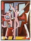 Canvas Print,  Pablo Picasso'S The Three Dancers 1925