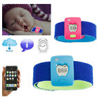 Intelligent Thermometer Wearable Bluetooth Baby Smart Thermometer Monitor Safety