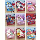 CHARACTER & DISNEY JUNIOR DUVET COVER & PILLOWCASE SETS – TODDLER & COT BED SIZE