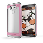 For LG G6 Case | Ghostek CLOAK Ultra Slim Clear Hybrid Shockproof Bumper Cover