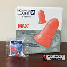 HOWARD LEIGHT BY HONEYWELL DISPOSABLE FOAM EARPLUGS SLEEP AID PLUGS PACK SIZES фото