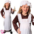 VICTORIAN POOR GIRL COSTUME SCHOOL BOOK WEEK FANCY DRESS CHILDS CHARACTER