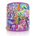 """MY LITTLE PONY SMALL LIGHT CEILING LAMP SHADE 8"""" GIRLS KIDS ROOM  FREE P&P"""