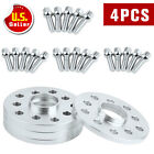 4x 5x100 5x112 Audi Volks Wagen Staggered 57.1 Wheel Spacers10 MM & 15 MM