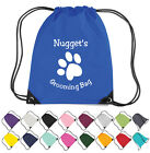 Personalised Dog Grooming Bag.