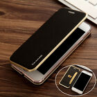 Внешний вид - Luxury Flip Leather Wallet Card Slot Magnetic HQ Case Cover For iPhone / Samsung