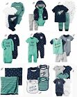 Carters Baby Boy Clothes Set Outfit Rocket Blue Newborn 3 6 9 12 18 24 Month NEW