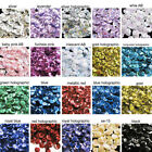 1000Pcs Round Cupped & Flower Sequins Sewing Wedding Art & Crafts Confetti-10g