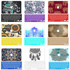 Ethnic style Hard Rubberized Mac Case Cover for MaBook Laptop Pro Air 11 13 15