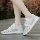 New Fashion Womens Sports Casual Shoes Athletic Breathable Mesh Sneakers Trainer