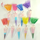 MEDIUM Cone Cello Bags 16 x 30cm for Party, Favor, Treat, Sweet Candy Gift Bags