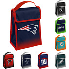 NFL Football Team Logo Gradient Hook & Loop Cooler Lunch Bag - Pick Team on eBay