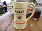 Bells Old Scotch Whisky Water jug Extra Special  8