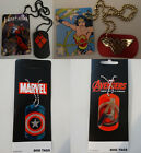 Wonder Woman,Harley Quinn,Avengers,Captain America Marvel DC Comics Dog Tags